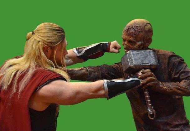 Thor- Ragnarok: Veja as primeiras imagens oficiais do longa 9