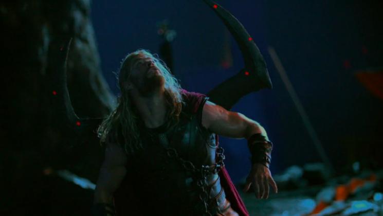 Thor- Ragnarok: Veja as primeiras imagens oficiais do longa 7