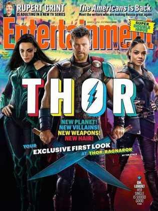 Thor- Ragnarok: Veja as primeiras imagens oficiais do longa 6