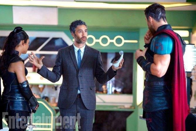 Thor- Ragnarok: Veja as primeiras imagens oficiais do longa 5