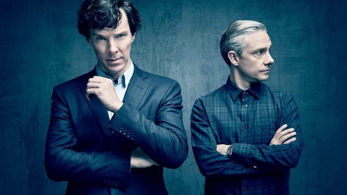 Sherlock: Netflix anuncia data de estreia da 4ª Temporada 1