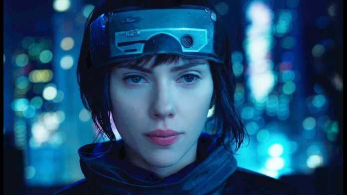 Scarlett Johansson explica sua personagem em 'Ghost in the Shell' 1