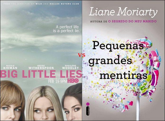 Comparativo série vs Livro: Big Little Lies 1