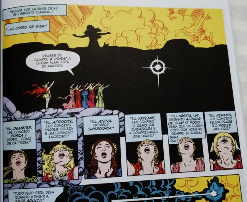 Resenha: Lendas do Universo DC- Mulher-Maravilha vol.1 1