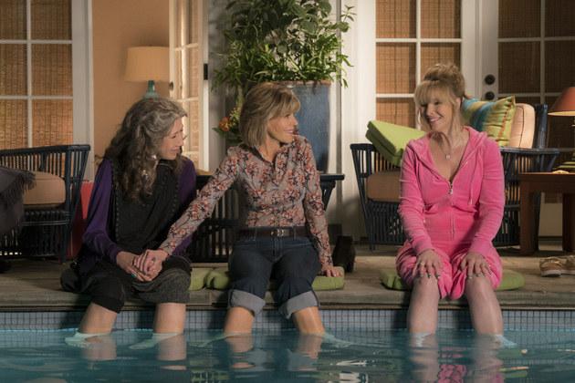 Grace and Frankie: Série é renovada para 4ª temporada e adiciona Lisa Kudrow ao elenco 1