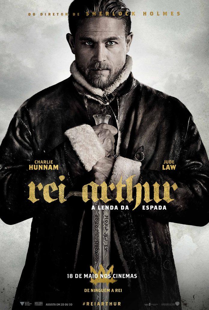 Charlie Hunnam virá ao Brasil em maio 1