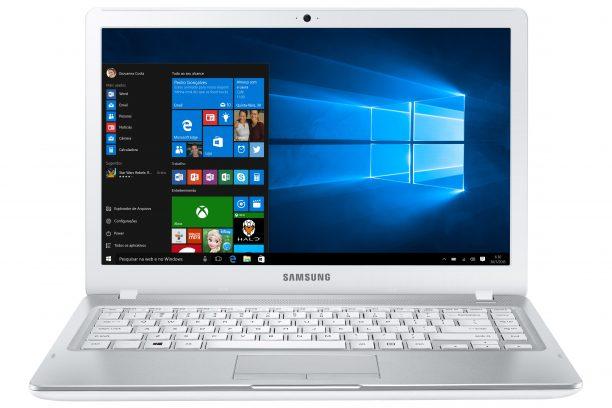Samsung apresenta suas novidades na linha de notebooks e monitores 3