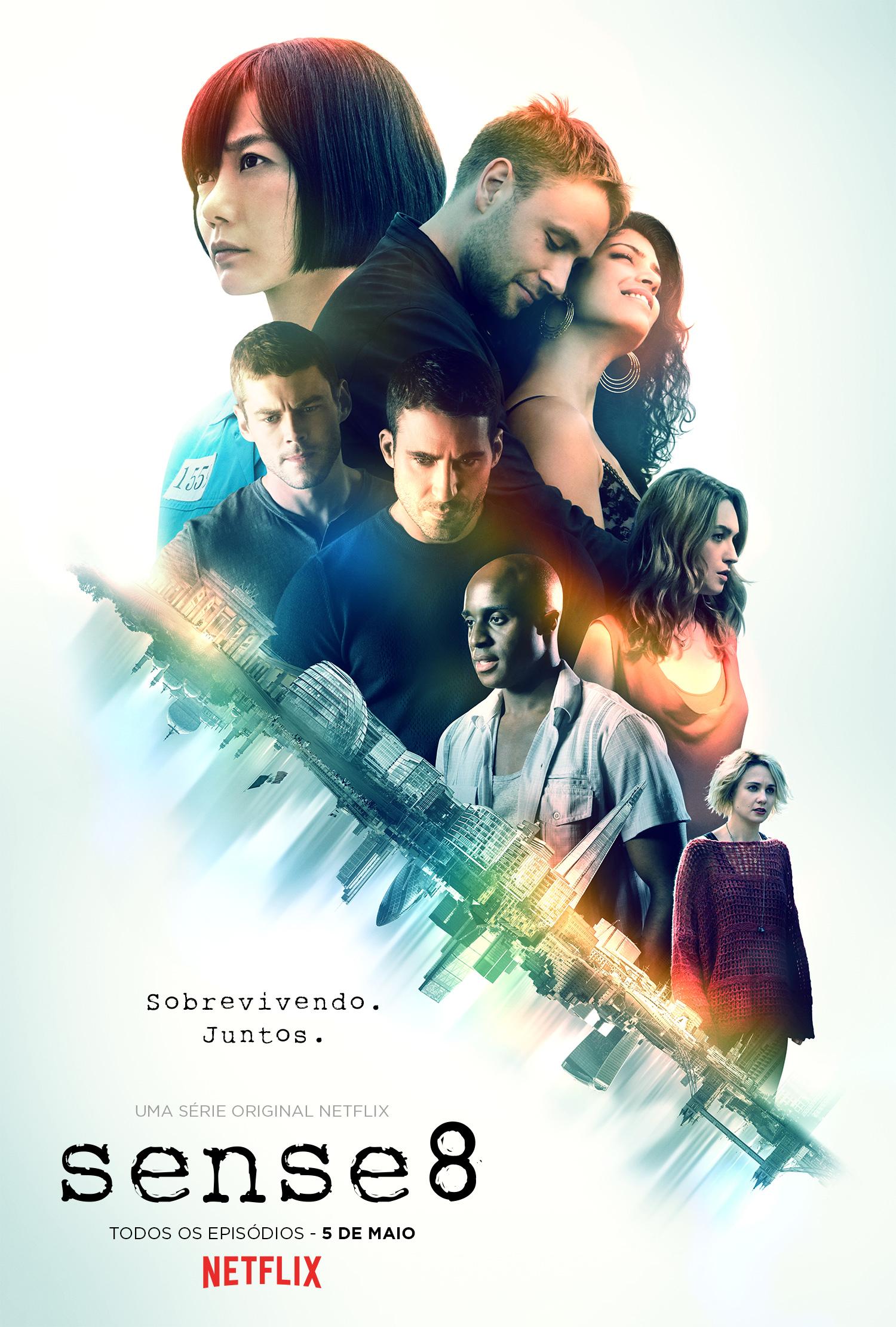 2ª temporada de Sense8 ganha trailer e pôster 1