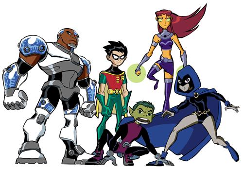 Jovens Titãs: Desenho irá ganhar uma série em live-action 1