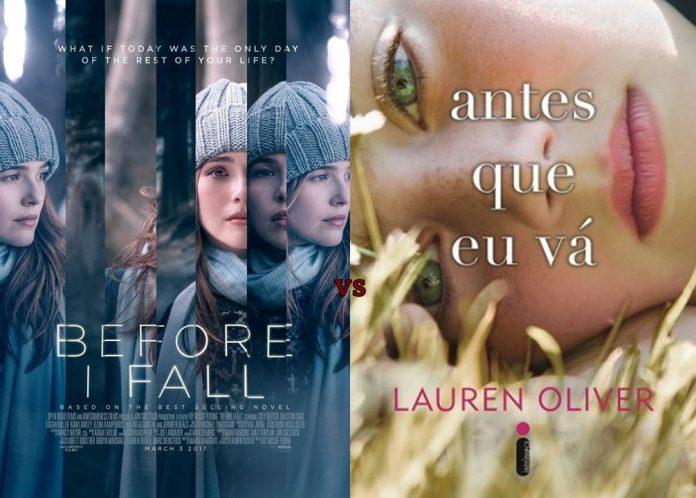 Comparativo Livro vs Filme: Antes Que Eu Vá 4