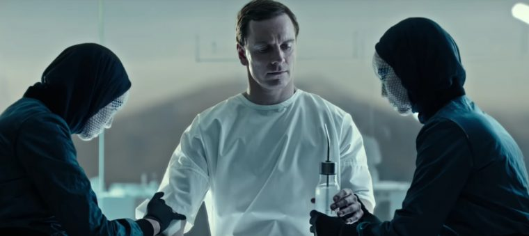Crítica: Alien: Covenant 1