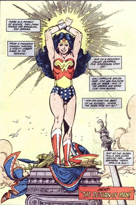 Mulher-Maravilha: Conheça a origem da personagem 3