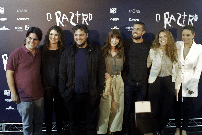 Elenco de 'O Rastro' discute o espaço do terror no cinema brasileiro 1