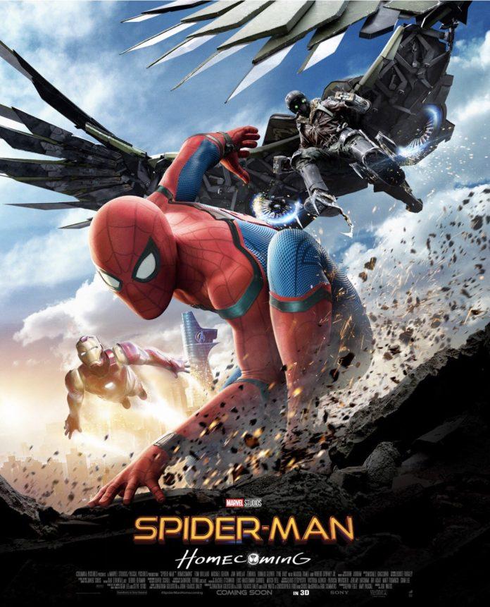 Começa a pré-venda de 'Homem-Aranha: De Volta Ao Lar' 1