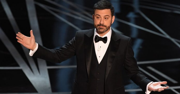Jimmy Kimmel será o apresentador do Oscar 2018 1