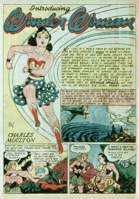 Mulher-Maravilha: Conheça a origem da personagem 2