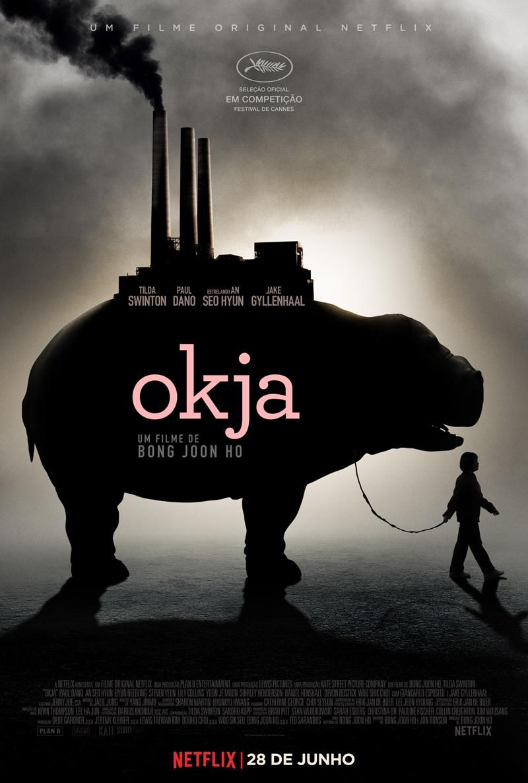 Okja: Netflix divulga o trailer legendado do novo filme de Joon-Ho Bong 1