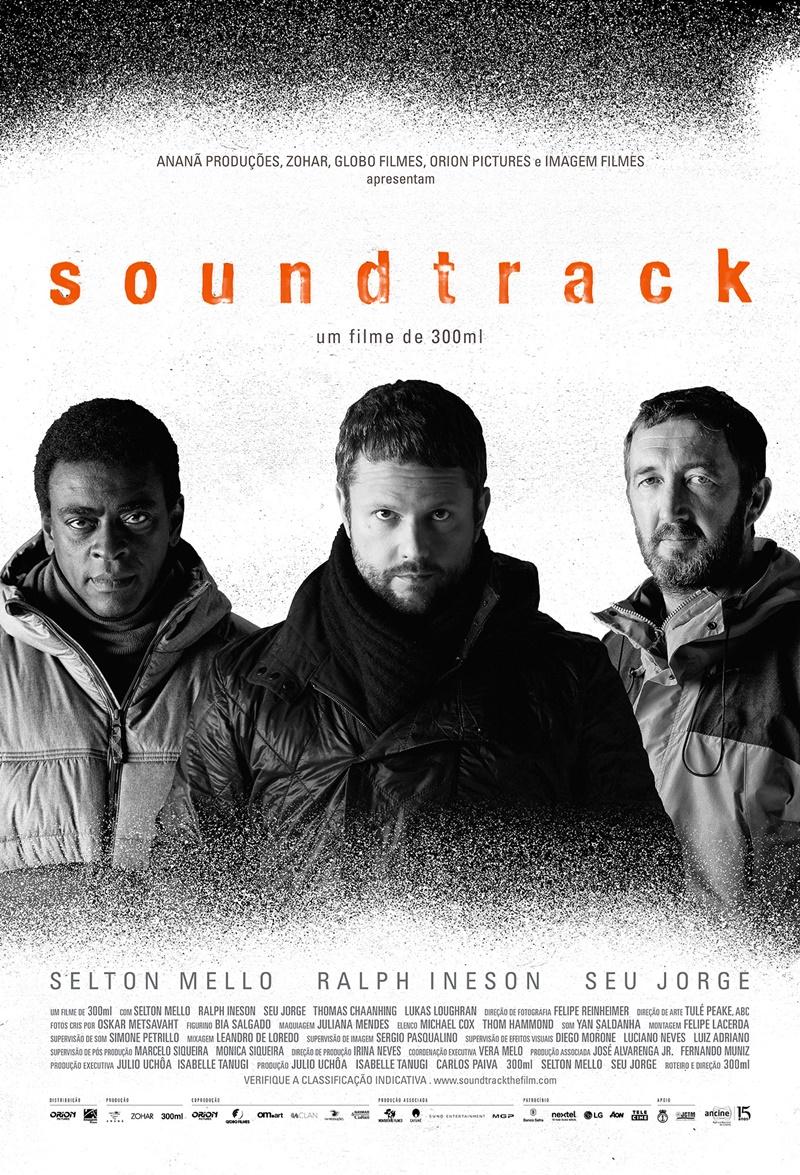 Soundtrack, com Selton Mello, e o britânico Ralph Ineson, ganha seu primeiro trailer 1