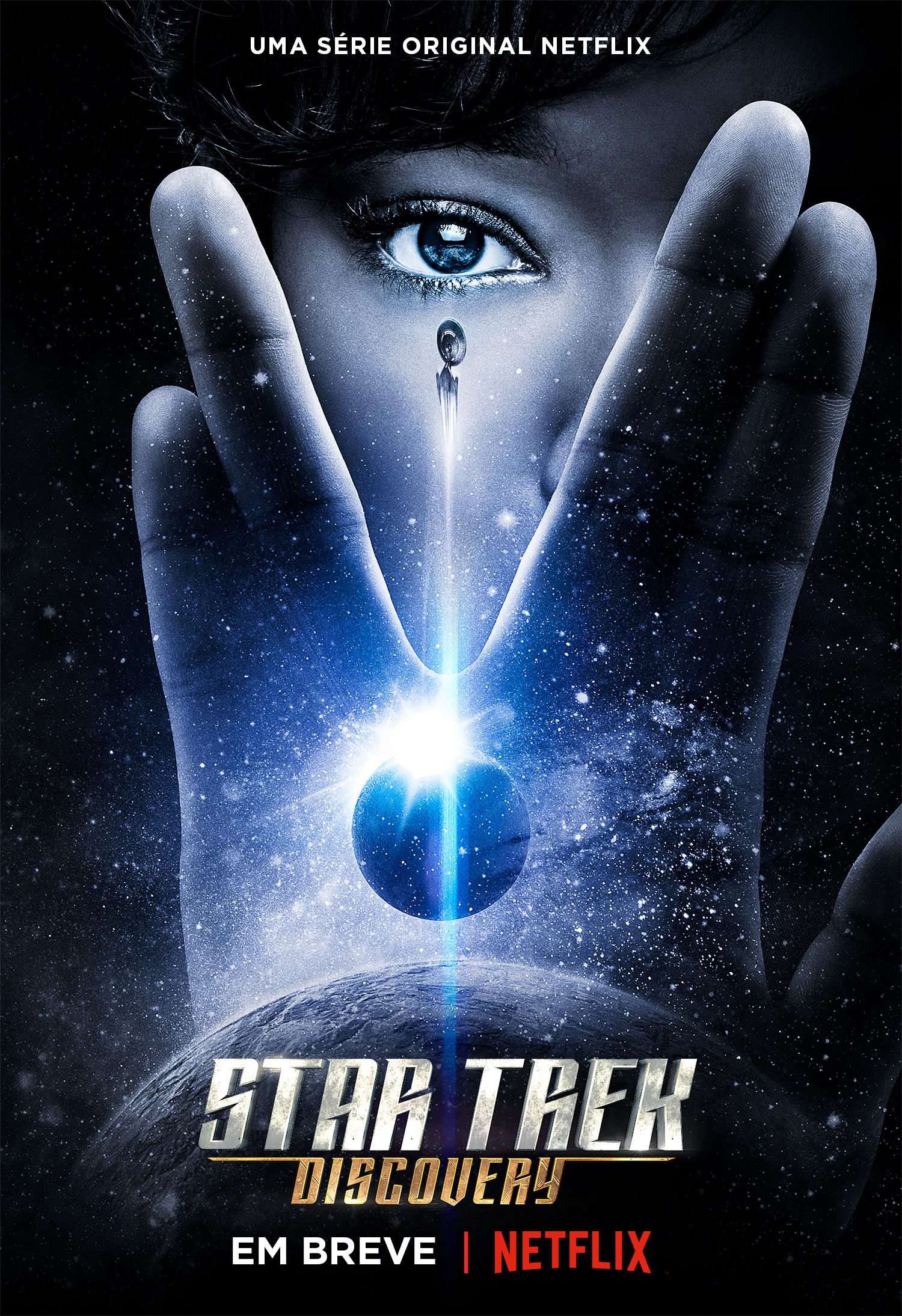 Star Trek- Discovery: Confira o primeiro trailer da serie 1