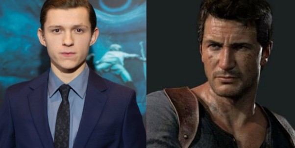 Uncharted: Tom Holland é escolhido para viver o jovem Nathan Drake no filme 1