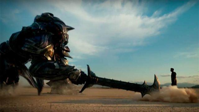 Trailer final de 'Transformers: O Último Cavaleiro' mostra muita ação 1