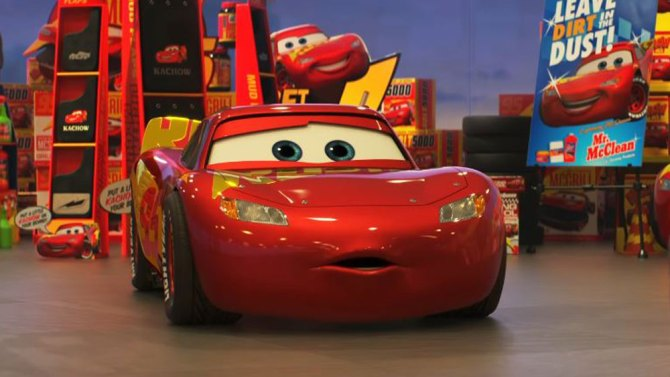 Crítica: Carros 3 1