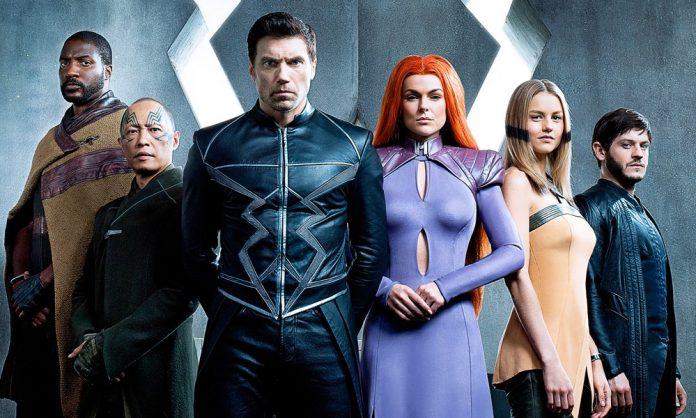 Marvel's Inhumans será transmitida no Brasil a partir de Novembro pelo canal Sony 1