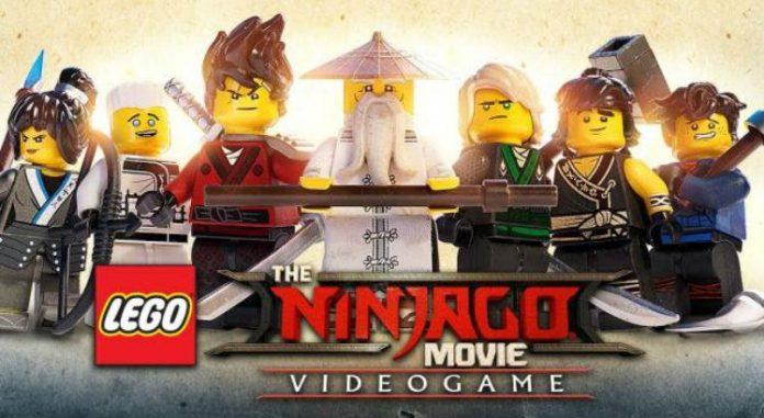 Anunciado jogo baseado em Lego Ninjago- O Filme 1
