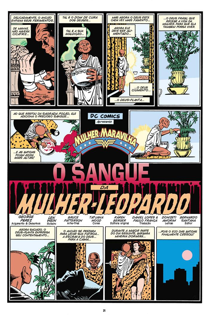 Resenha: Lendas do Universo DC- Mulher-Maravilha vol.2 1