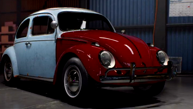 Need for Speed- Payback: Gameplay mostra customização de Fusca 1