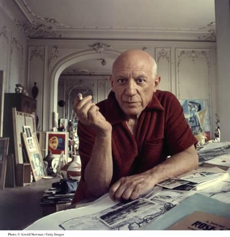 Pablo Picasso será o personagem principal na 2ª Temporada de 'Genius' 1