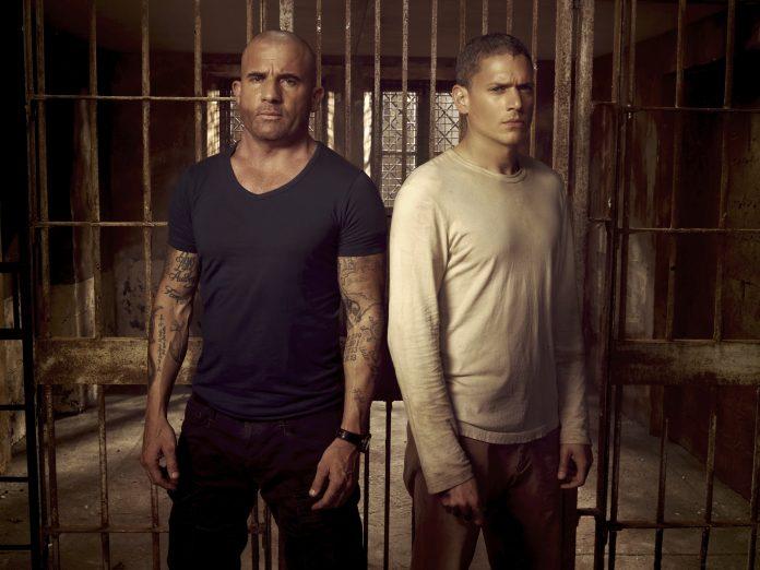 'Prison Break' encerra a temporada como a 2ª série mais vista da TV paga 1