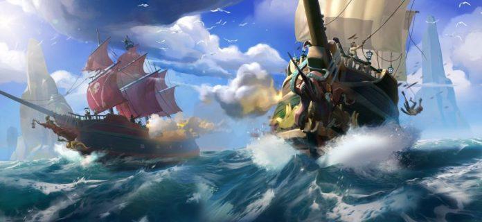 Sea of Thieves: Jogo ganha trailer e previsão de lançamento 1