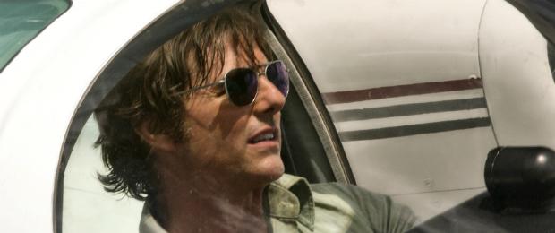 Feito na América: Assista o trailer do longa baseado na vida do traficante e piloto Barry Seal 1