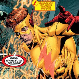 Resenha: Universo DC- Renascimento 1