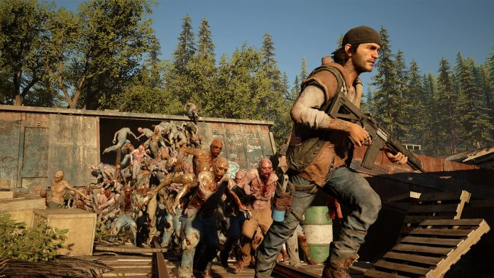 Days Gone ganha novo Gameplay 1