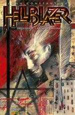 John Constantine, Hellblazer – Origens Vol. 1- Pecados Originais Book Cover
