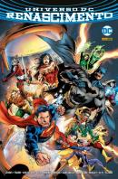 Universo DC- Renascimento Book Cover