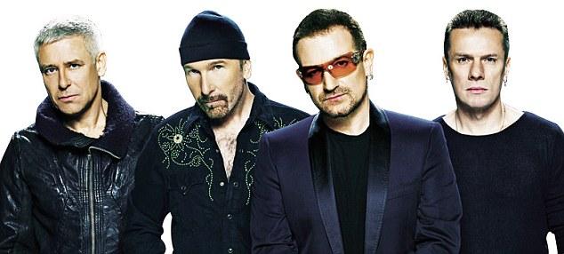 Clientes do Banco do Brasil poderão resgatar ingressos para o show do U2 utilizando pontos Livelo 1