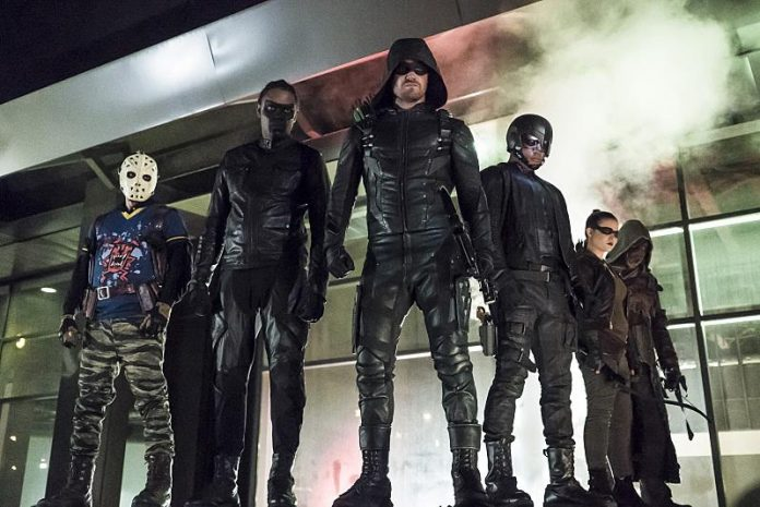 SDCC 2017: Arrow ganha trailer inédito da 6ª temporada 1