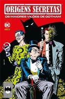 Origens Secretas- Os Maiores Vilões de Gotham Book Cover