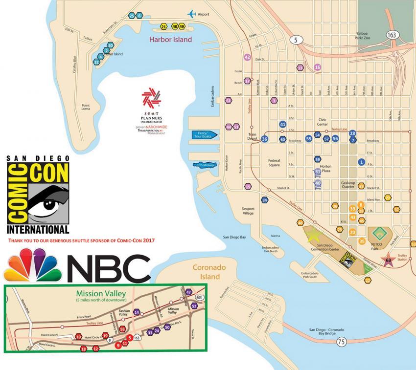 Especial San Diego Comic Con: Um guia completo para os fãs 2