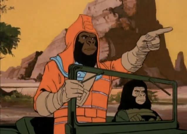 Planeta dos Macacos – Conheça a linha do tempo de 1968 até 2017 12