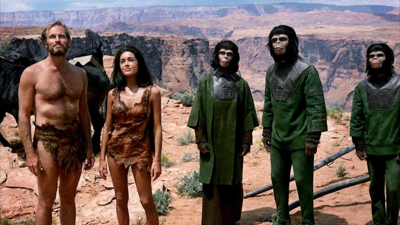 Planeta dos Macacos – Conheça a linha do tempo de 1968 até 2017 1
