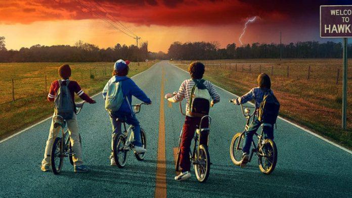 Stranger Things: Segunda temporada ganha data de estreia e cartaz animado 2