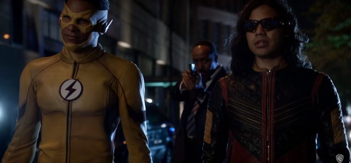 SDCC 2017: Trailer da 4ª temporada de The Flash mostra novo traje do herói 1