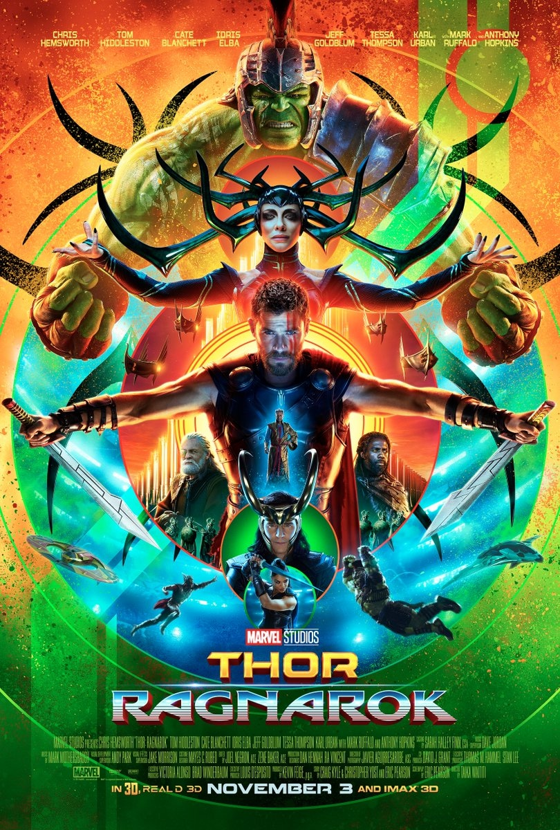 SDCC 2017: 'Thor-Ragnarok' ganha novo trailer 1