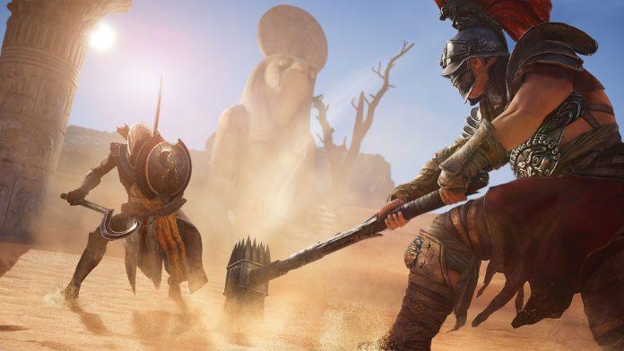 Assassin's Creed Origins: Veja o novo trailer do jogo 1