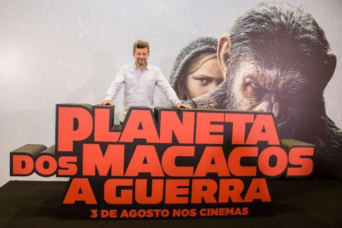 Planeta dos Macacos- A Guerra: Andy Serkis fala sobre a técnica de motion capture e novos trabalhos 3