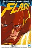 Flash: Renascimento- Vol 1 Book Cover